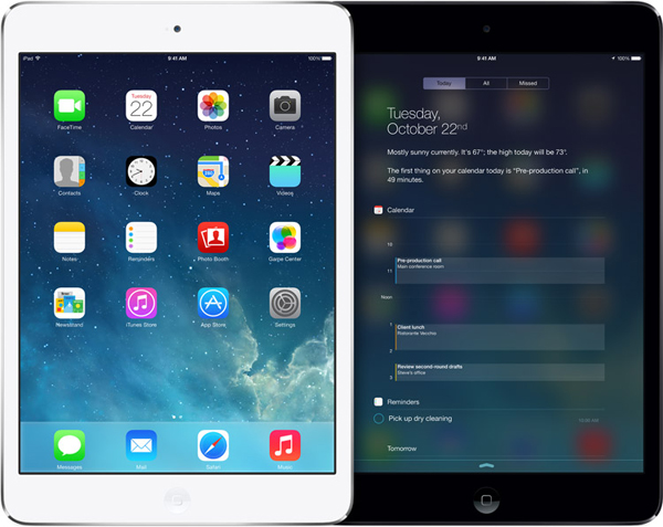 iPad Air with Retina Display