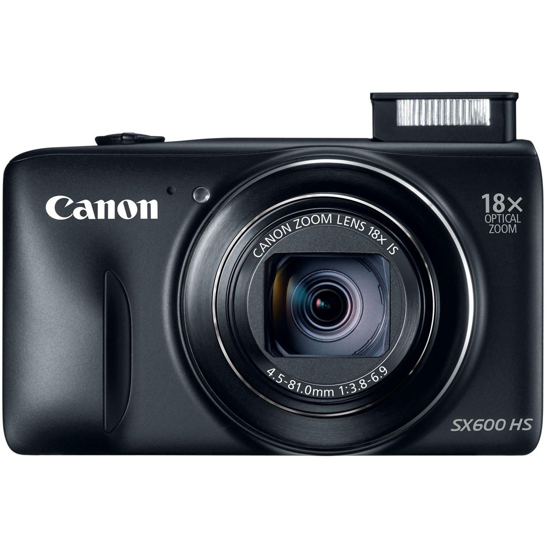 Canon PowerShot SX600 HS Black