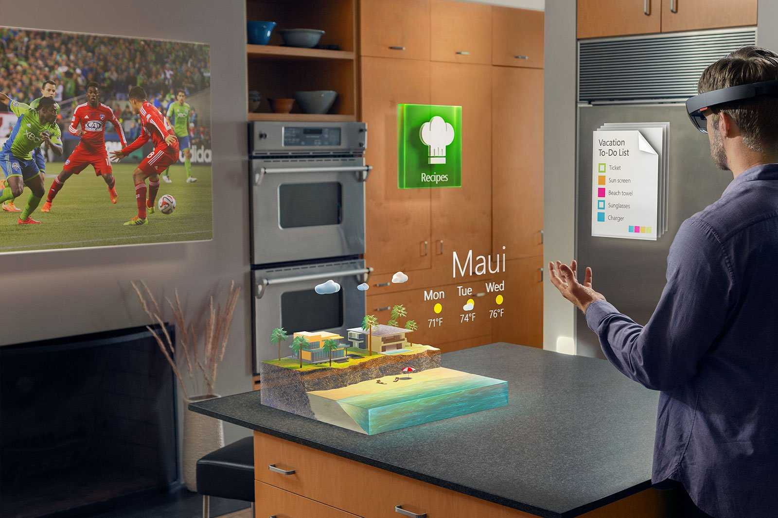 HoloLens (Windows 10)