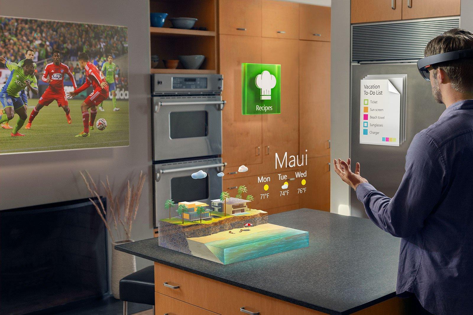 HoloLens (Windows 10)