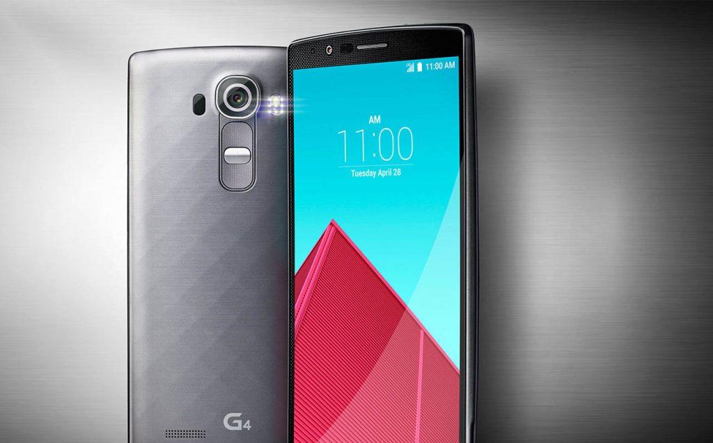 LG G4  -0