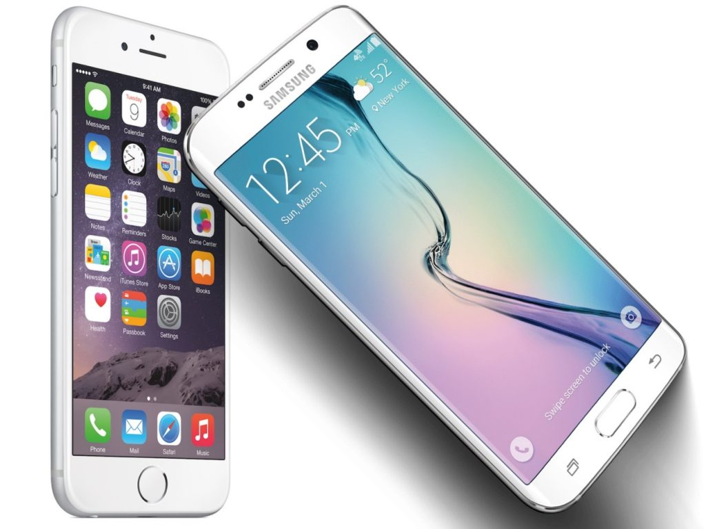 iPhone-6-and Samsung-Galaxy-S6