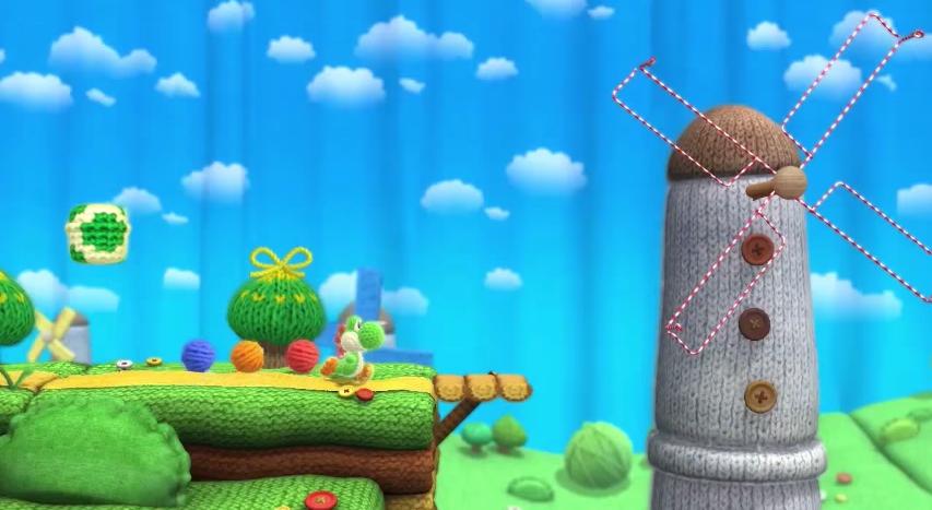 Yoshi's Woolly World - 1