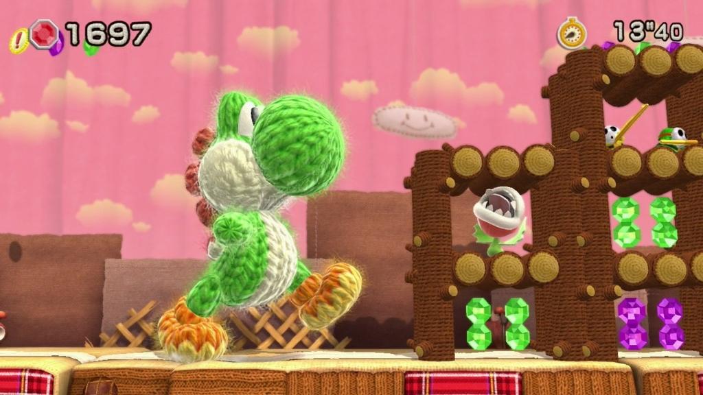 Yoshi's Woolly World - 3