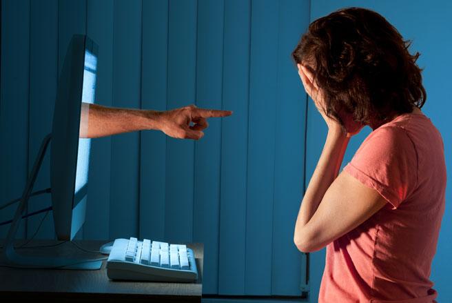 social media bully