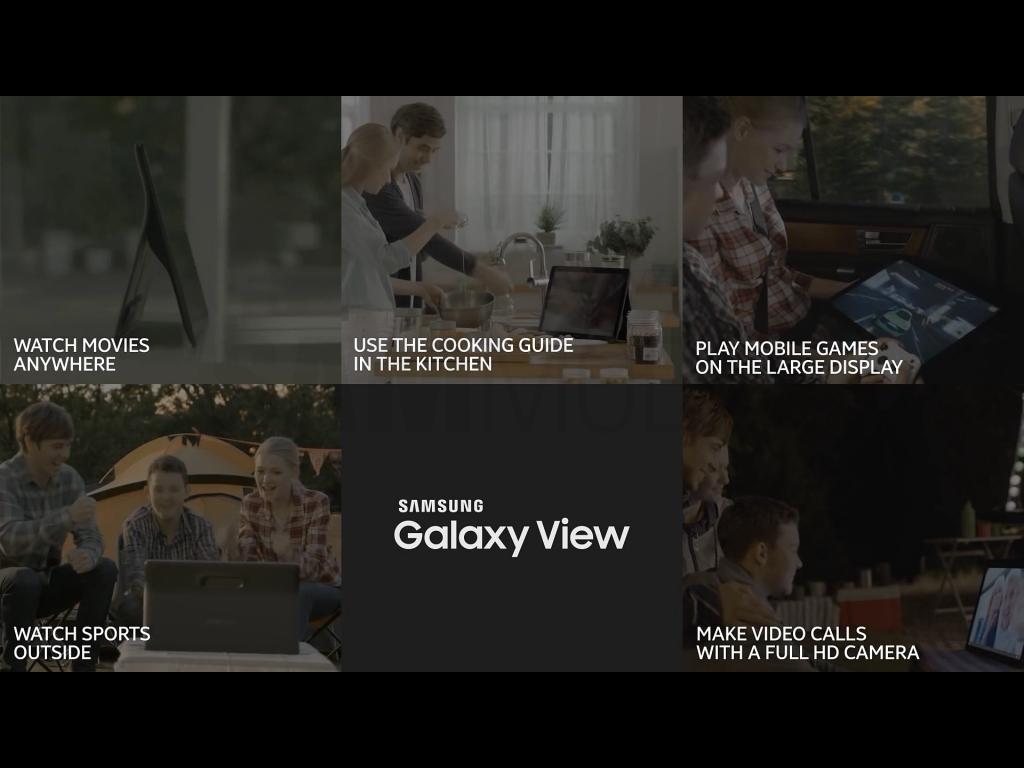 Galaxy View 19