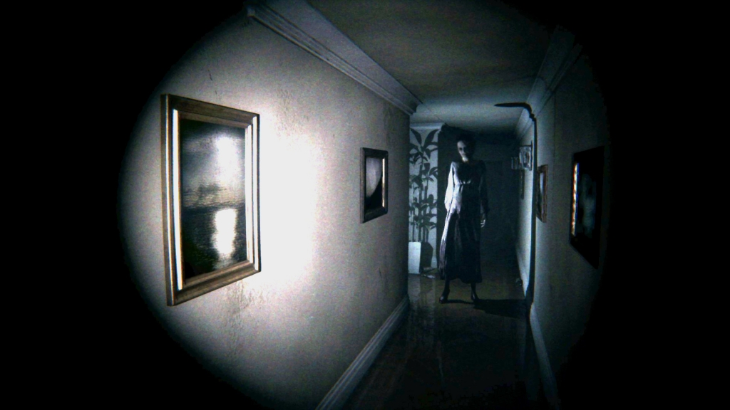 P.T. scary