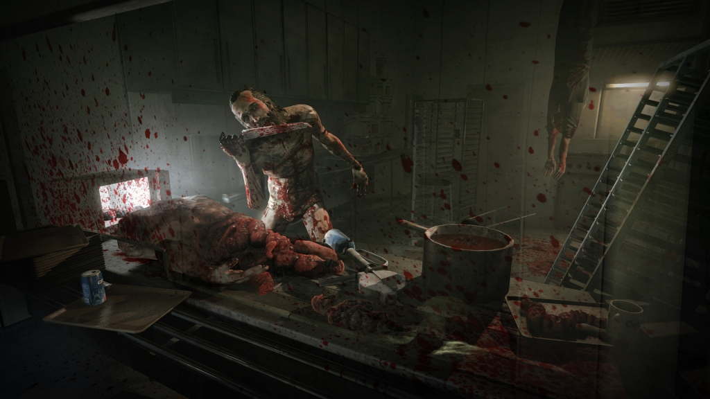 outlast scary