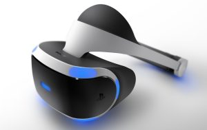 VR Technology sony