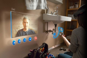 Augmented Reality hololens