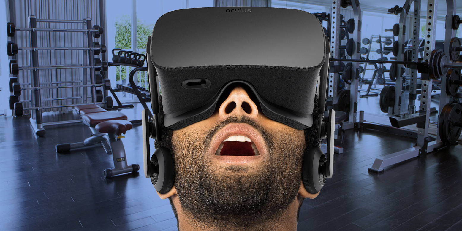 VR-Exercise-Fitness