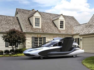 flying cars - travel drones