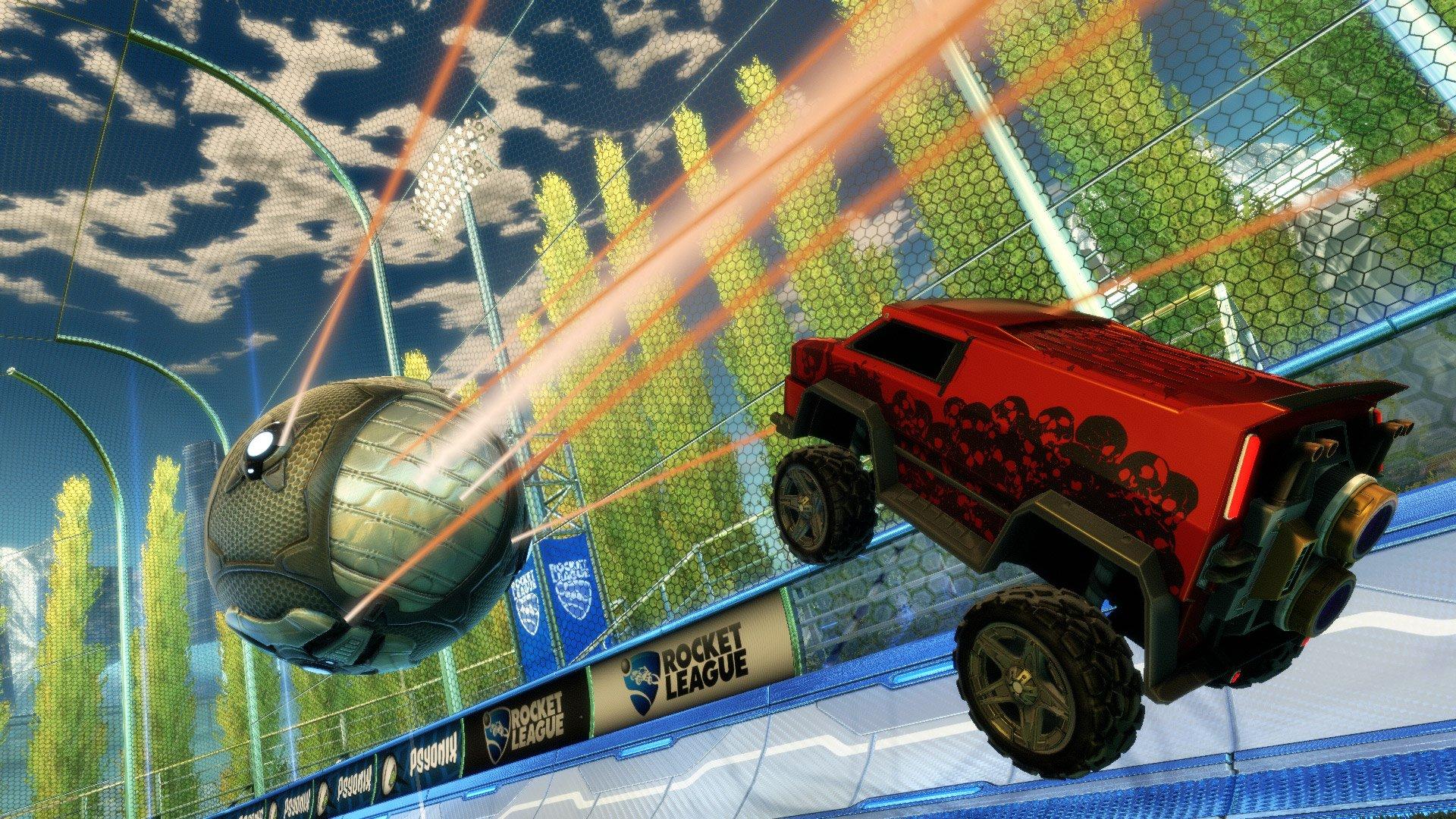 PS4 goal
