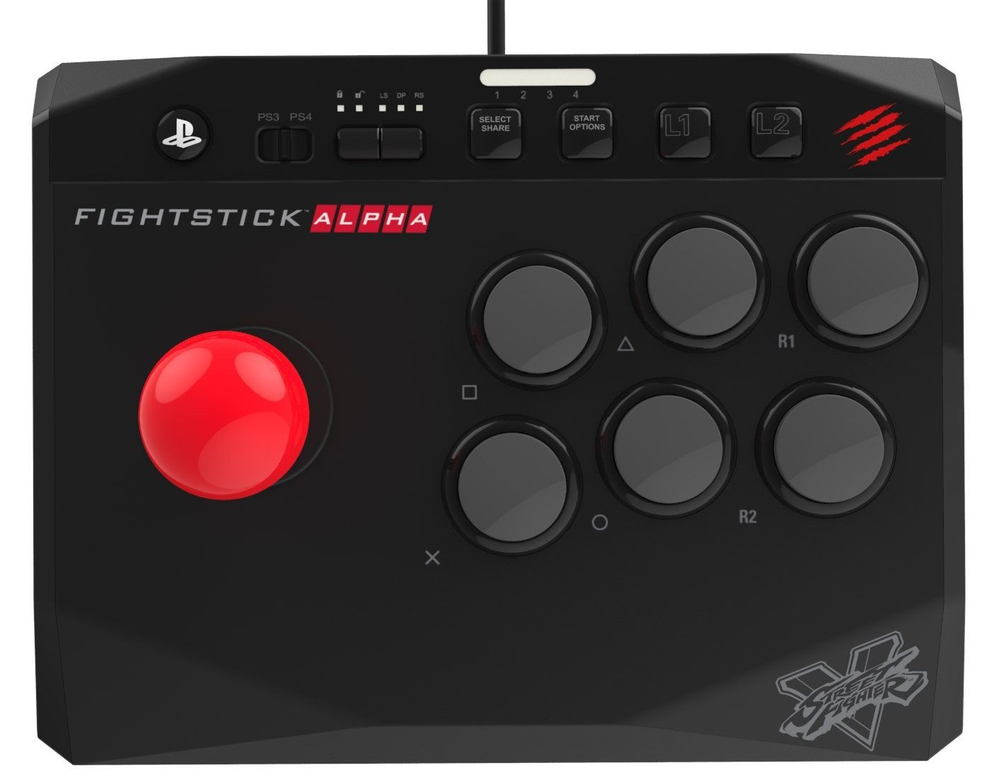 Mad Catz Fight Stick Alpha