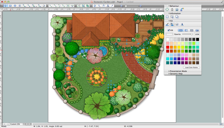 Use Landscape Design